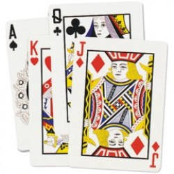 Playing Cards Cutouts