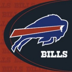 Buffalo Bills Lunch Napkins
