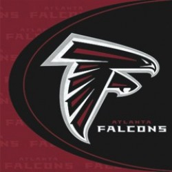 Atlanta Falcons Lunch Napkins