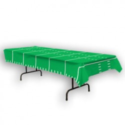Football Field Table Cover