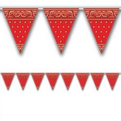 Bandana Pennant Banner
