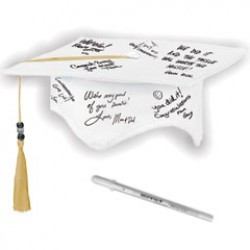 Autograph Graduation Cap
