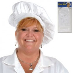 White Chef's Hat