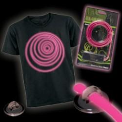 Pink Lumilite Electronic Costume Kit