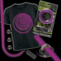 Purple Lumilite Electronic Costume Kit