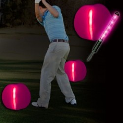 """Pink Tee Box 12""""  Markers - 2 Pack"""