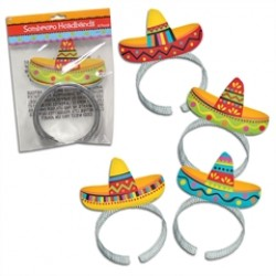 Sombrero Headbands