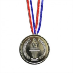 Silver Prize Medals