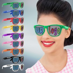 Custom Classic Retro Billboard Sunglasses