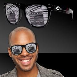 Clapboard Billboard Sunglasses