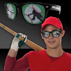 Baseball Billboard Sunglasses