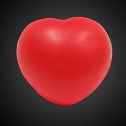 Red Heart Shaped Stress Balls