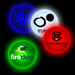 Flashing Circle LED Blinkies