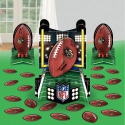 NFL Drive Table Decor Kit