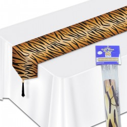 Tiger Table Runner