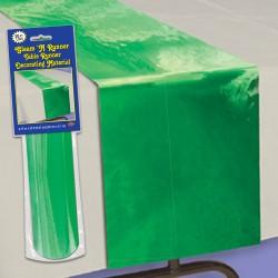 Green Gleam Table Runner