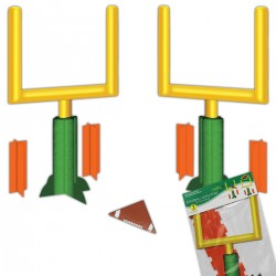 Football Goal Post Centerpieces