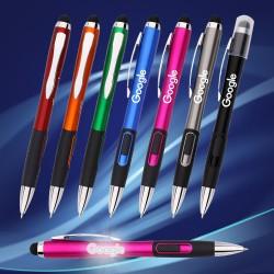 Barrel Bright™ LED Glowing Stylus Pen