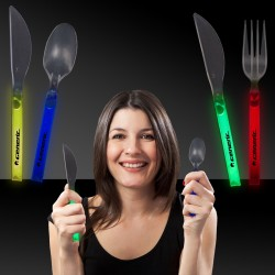 Glow Spoons, Knives, and Forks