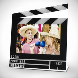 Clapboard Photo Frame