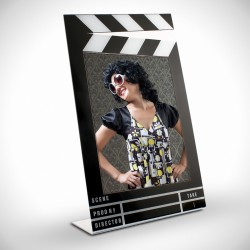 Clapboard Style  5''x 7'' Photo Frame