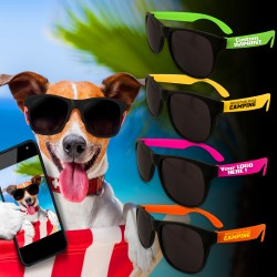 Assorted Neon Sunglasses