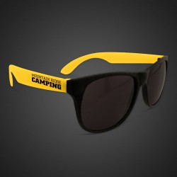 Yellow Neon Sunglasses