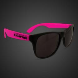 Pink Neon Sunglasses