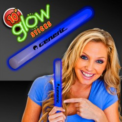 Blue 10 Inch Glow Sticks