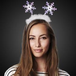 Snowflake LED Headboppers