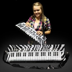 Inflatable Keyboard - 24 Inches