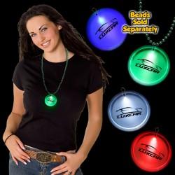 Lighted Badges with J - Hook