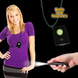 Black Credit Card Light  w/ J - Hook