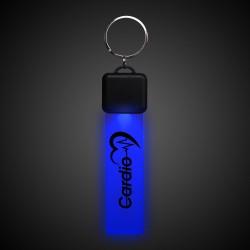 Blue LED Key Chain