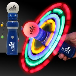 """LED Galaxy Spinner Wand - 8"""""""
