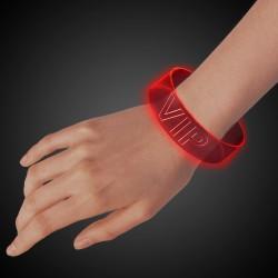 Red LED Magnetic Bracelet