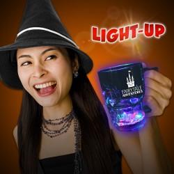 14 oz Light Up Skull Cup