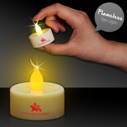 LED Tea Light Candle - 1 1/2 Inch