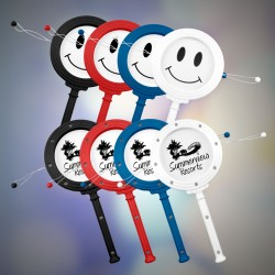 Happy Face Noise Drums - Variety of Colors
