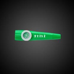 Green Plastic Kazoo