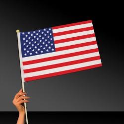 "American Flag 12"" x 18"""