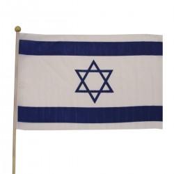 """Israeli Flag 12"""" x 18"""""""