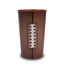 Football 22oz Plastic Cups