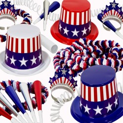 Spirit of America Party Kit for 25 People