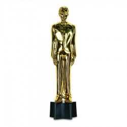 Gold Award Male Statue