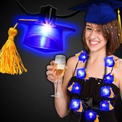 LED Graduation Necklace