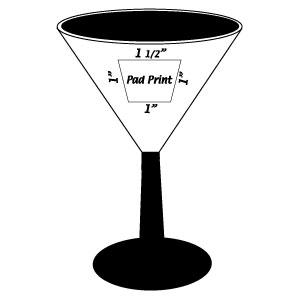 Glow Martini