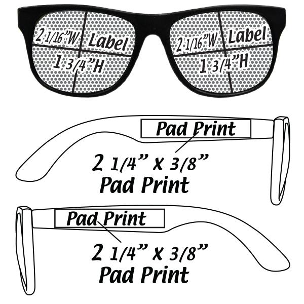 Billboard Neon Sunglasses