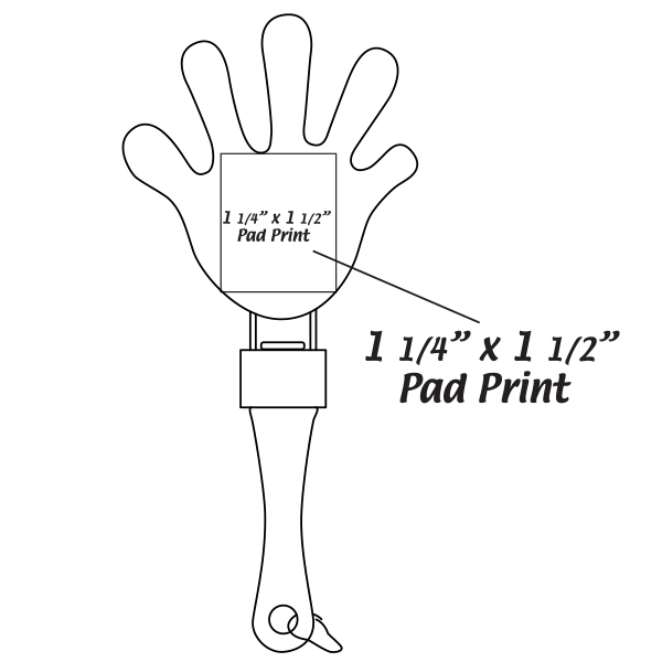 JLR Hand Clapper